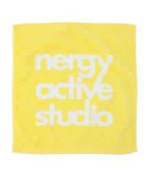 NERGY/nergy active studio ハンドタオル/501124724