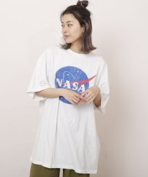 DOUBLE NAME/NASAビッグTシャツワンピース/501125233