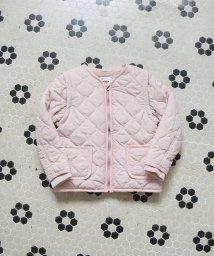 coen/【coen キッズ / ジュニア】2WAYキルティングジャケット/ブルゾン/コート(100~150cm)/501125249