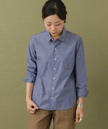 URBAN RESEARCH DOORS/FORK&SPOON レギュラーカラーシャツ/501125955