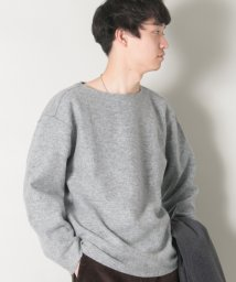 URBAN RESEARCH/【UR】KNITMELTONボートネック/501111507