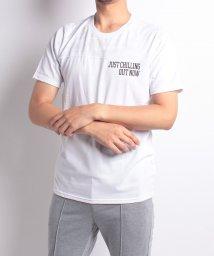 nano・universe/:ジャガード切替TシャツS/S/501118868