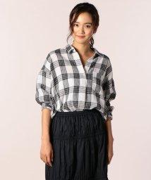 FREDY REPIT/【新色追加】バックタックリネンシャツ/501120285