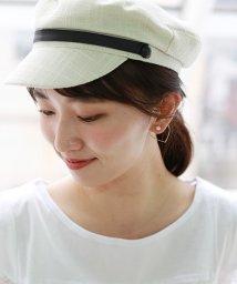 REAL CUBE/Mille blanc 日本製 プチパールダブルフィットイヤリング/501126397