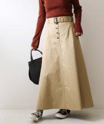 Spick & Span/トレンチスカート◆/501127180