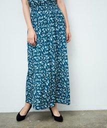 ROPE' PICNIC/ブーケフラワーシャーリングスカート/501127216