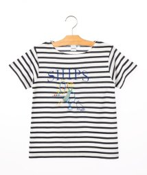 SHIPS KIDS/SHIPS KIDS:エンブロイダリー TEEシャツ(140~150cm)/501128200