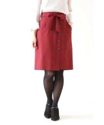 PROPORTION BODY DRESSING/【CanCam 11月号掲載】サキソニーストレッチサイドボタンスカート/501128598