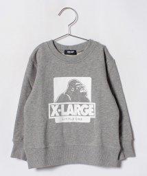 XLARGE KIDS/OGゴリラクルーネックトレーナー/501122094
