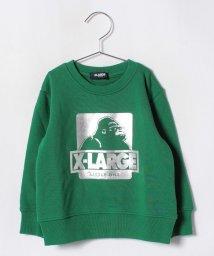 XLARGE KIDS/OGゴリラ裏毛トレーナー/501122095