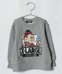 XLARGE KIDS/キースクルーネックトレーナー/501122097