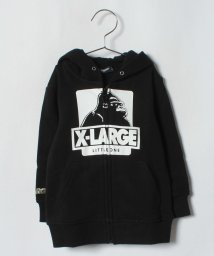 XLARGE KIDS/OGゴリラジップパーカー/501122099