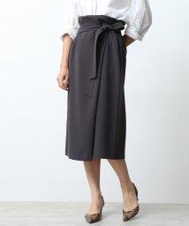 ROPE' mademoiselle/【otonaMUSE5月号掲載】フロントタックタイトスカート/500851152