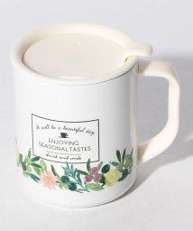 Afternoon Tea LIVING/グロッサリー柄ステンレスマグカップ/501115945