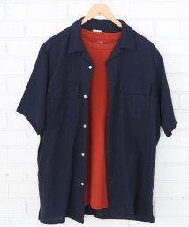 coen/パナマリラクシングオープンカラーシャツ/501121325