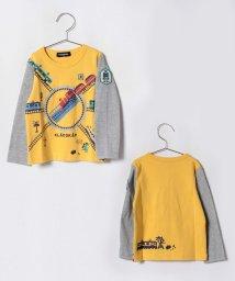 kladskap/転車台電車Tシャツ/501122053