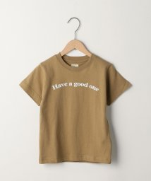 coen/【coen キッズ/ジュニア】スマイリーロゴプリントTシャツ(100~150cm)/501123238