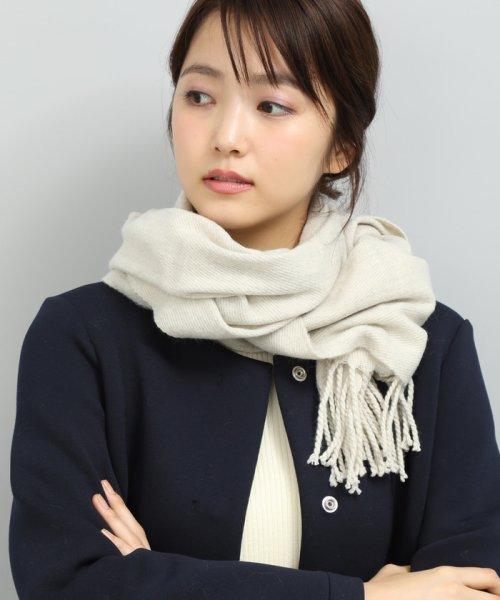 ViS(ビス)/無地マフラー/BVN3801
