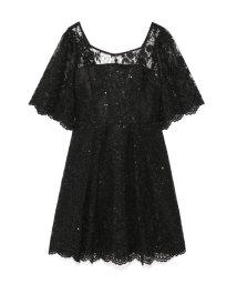 Lily Brown/[L.B CANDY STOCK]スパンコールレースドレス/501135560