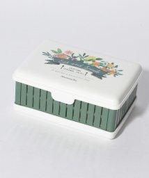 Afternoon Tea LIVING/グロッサリー柄折り畳みサンドイッチケース/501115897