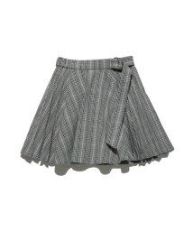 SNIDEL/GIRLウールプリーツスカートショーパン/501137758