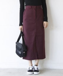 coen/【別注】 Dickies(ディッキーズ)ストレッチロングタイトスカート/501137931