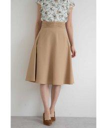 PROPORTION BODY DRESSING/ウエストシャーリングギャザースカート/501138327