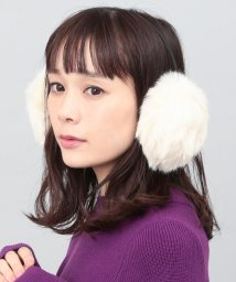ViS/フェイクファー細アームイヤーマフ/501138895