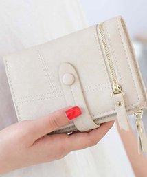 miniministore/小さい財布 レディース 二つ折り財布 小銭入れ カード入れ 多い ウォレット/501139972