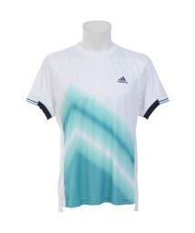 adidas/アディダス/メンズ/MEN RULE#9 コートグラフィック Tシャツ/501140392