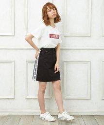 INGNI/サイドライン台形スカート/500935689