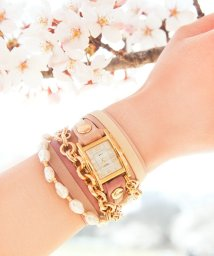 LA MER COLLECTIONS/LA MER COLLECTIONS SAKURA 腕時計 LMMULTI2104 レディース/501124201