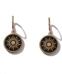 WYTHECHARM/太陽メダル大フレンチピアス/501127374