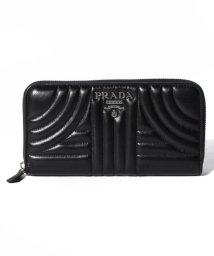 PRADA/PRADA 1ML506 2B0X F0002 ラウンドファスナー長財布/501127787