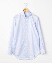 NOLLEY'S goodman/100/2 ノンプレスワイドカラーシャツ/501133749