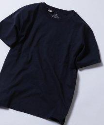 SHIPS JET BLUE/SHIPS JET BLUE: ベーシック USAコットン ポケットTシャツ/501140648
