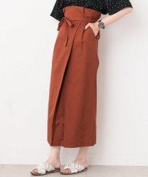 Ray Cassin /巻風ロングタイトスカート/501143516