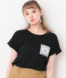 framesRayCassin/クルーネックポケットTシャツ/501143524