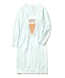 gelato pique/'パウダー'アニバーサリージャガードドレス/501143880
