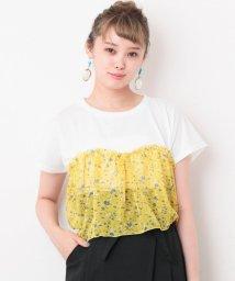framesRayCassin/ビスチェTシャツ/501143917