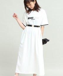 ViS/【MICHIKO LONDON KOSHINO×ViS】Tシャツワンピース/501143901