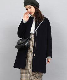 ViS/★【WEB限定】PICCHIノーカラーコクーンコート/501143908
