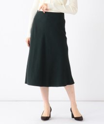 BEAMS OUTLET/Demi-Luxe BEAMS / バイアス フレアスカート/501111290