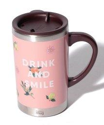 Afternoon Tea LIVING/グロッサリー柄スリムマグカップ/501115950