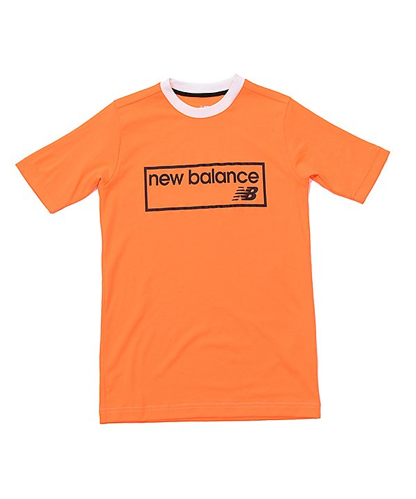 13e45fc300774 New Balance(ニューバランス)/ニューバランス/キッズ/S/S Tシャツ スムースニット