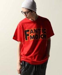 JOURNAL STANDARD relume Men's/METRO RACING / FANTIC MOTOR Tシャツ/501146245