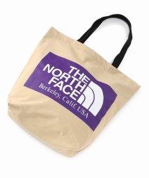 EDIFICE/THE NORTH FACE PURPLE LABEL / ザ ノースフェイス パープルレーベル Logo Print Tote/501146260