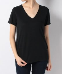 LEVI'S LADY/ESSENTIAL V NECK MINERAL BLACK/501124917