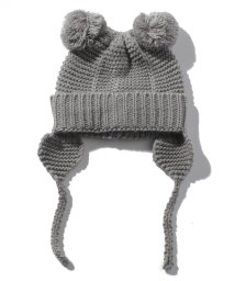 petit main/お耳つきワッチニット帽/501136361