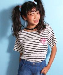 ANAP GiRL/チョーカー風ポケットTシャツ/501137082